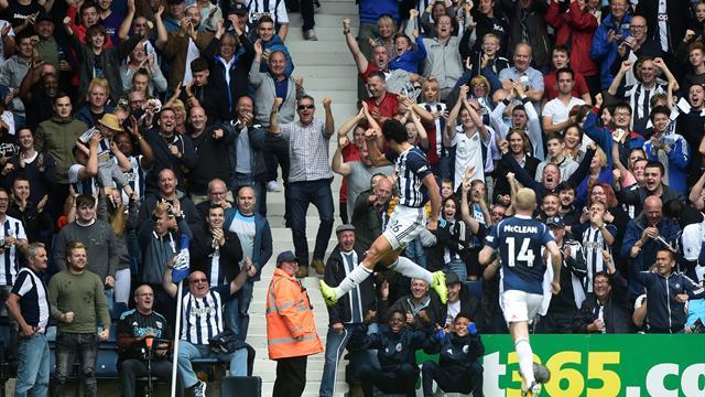 Hegazi heads West Brom to 1-0 win over Bournemouth