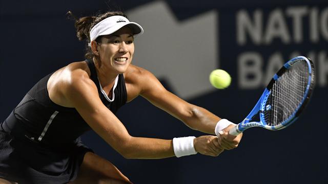 WTA Toronto 2017, Svitolina-Muguruza: El parón resultó fatal  4-6, 6-4 y 6-3