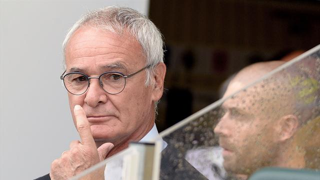 Ranieri yeni yuvasında mutsuz