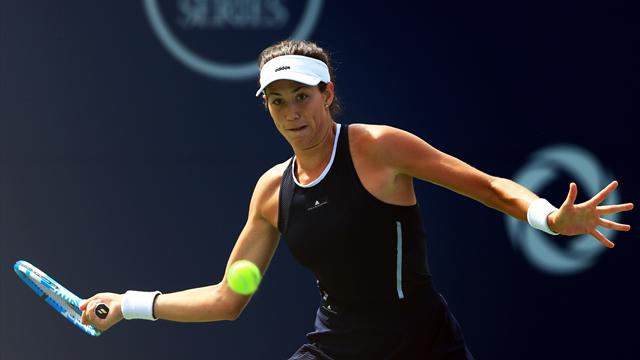 Wimbledon champion Gabrine Muguruza out of Rogers Cup