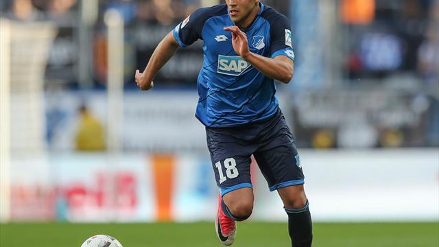Amiri sichert Hoffenheim mühsamen Sieg in Erfurt