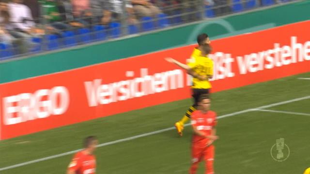 Vitesse et finition : un triplé signé Aubameyang