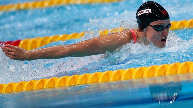 Schwimmen: Weltrekorde durch Belmonte und Sjöström