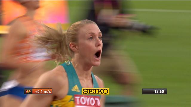Athlétisme. Mondiaux 2017 : Sally Pearson championne du monde du 100 m haies