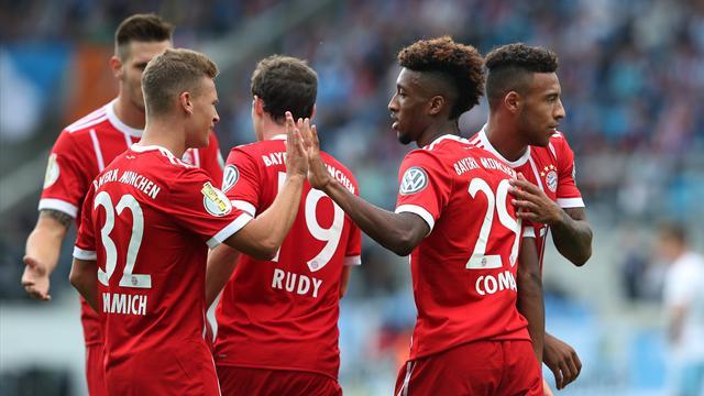 """""""Richtiger Spirit"""": Beim FC Bayern steigt weißer Rauch auf"""