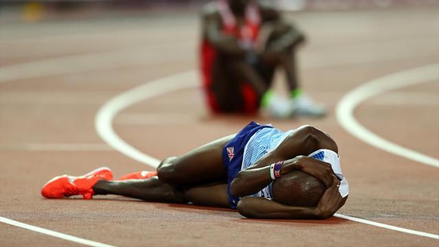 Edris beffa Mo Farah: argento per la leggenda britannica negli ultimi 5000 in carriera