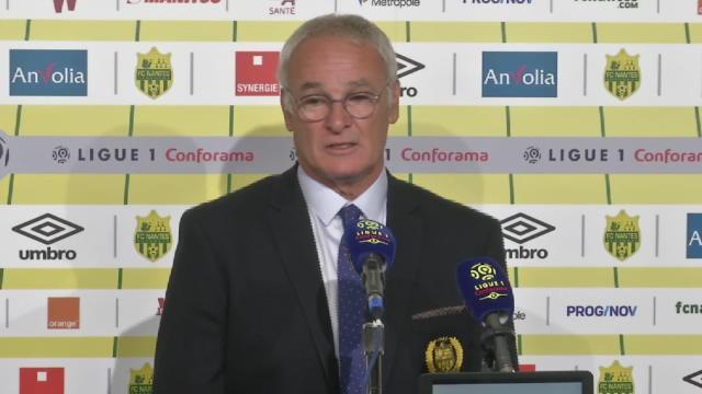 """Ranieri : """"Les supporters ont été magnifiques"""""""