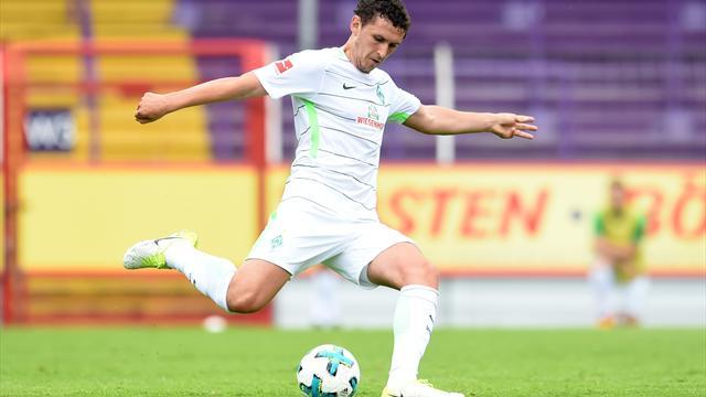 Werder zieht in zweite Pokalrunde ein