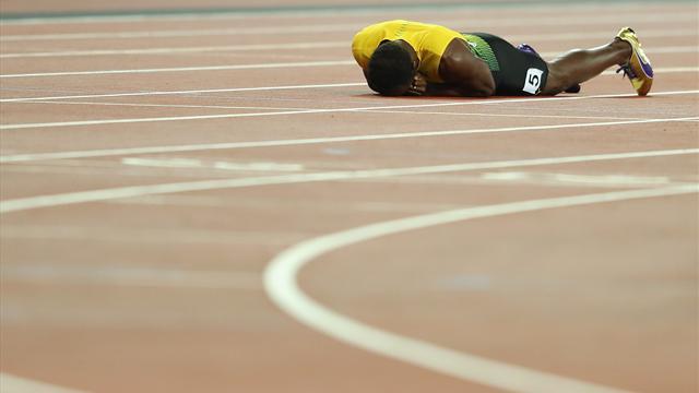 Clamoroso a Londra: Bolt si strappa all'ultima gara in carriera, oro per la Gran Bretagna!