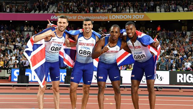 Successful British team express disbelief at victory