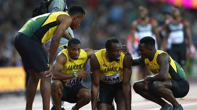 Bolt'un takım arkadaşlarından organizatörlere yaylım ateşi