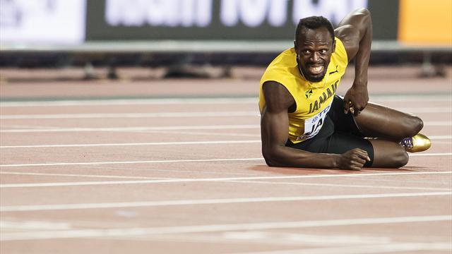 Bolt était blessé avant même le 4x100 mètres et a choisi de prendre le départ
