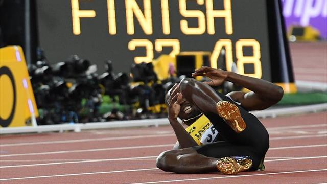 Adiós doloroso para Bolt: el atletismo llora la retirada del más grande