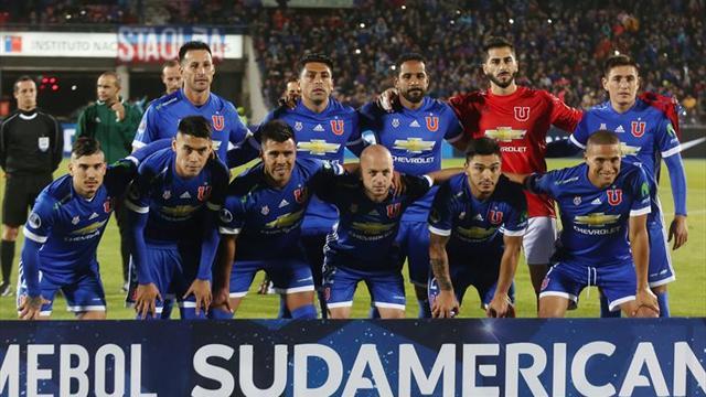 U. Católica no pudo superar su mala racha en la tercera fecha del torneo chileno