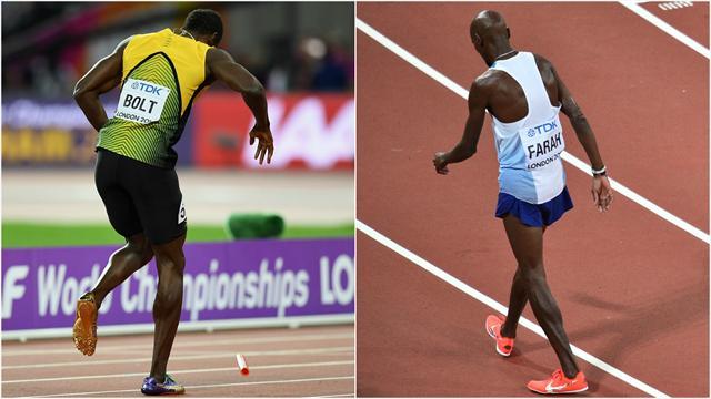 La fragorosa caduta degli Dei: Usain Bolt e Mo Farah, sconfitti al tramonto