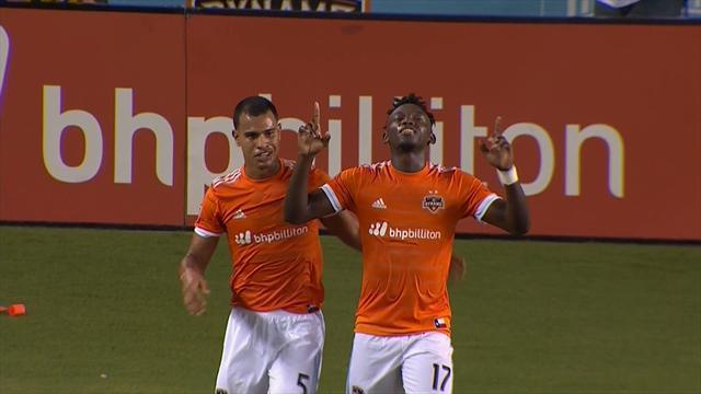 MLS: Houston Dynamo gewinnt klar gegen die San Jose Earthquakes