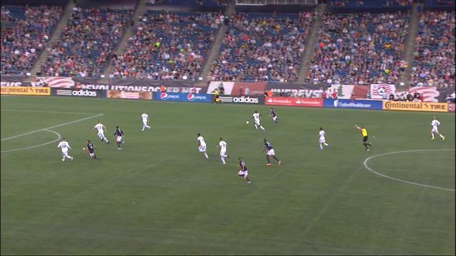 Gli highlights di New England Revolution-Vancouver Whitecaps 1-0