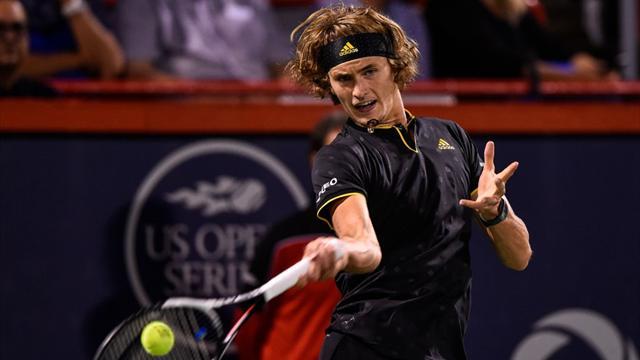 La corsa di Shapovalov si arresta in semifinale: contro Federer ci sarà Zverev