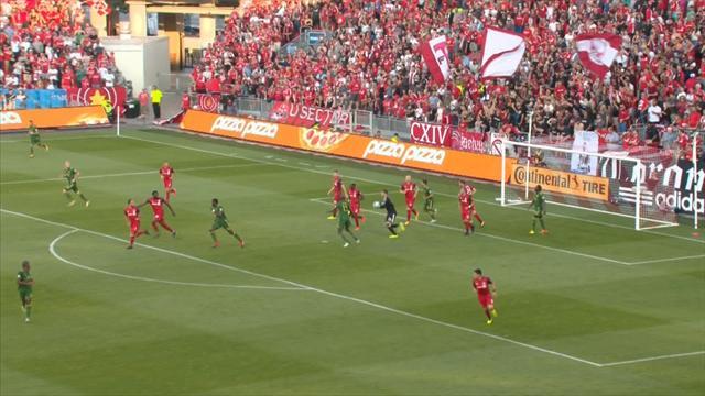 MLS: Toronto FC - Portland Timbers (Özet)
