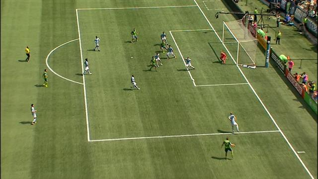 MLS: Seattle Sounders - Sporting Kansas City (Özet)