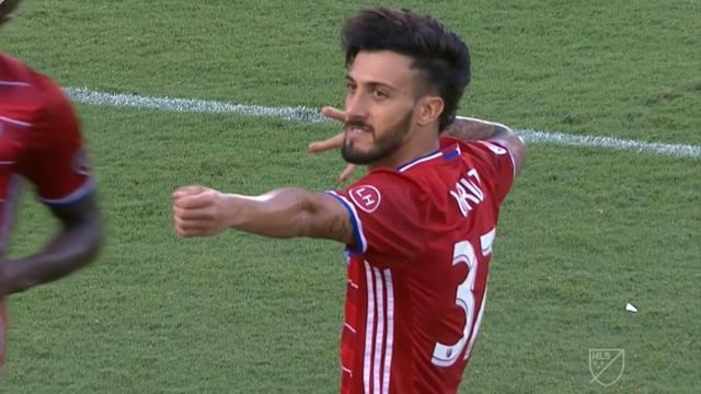 MLS: FC Dallas - Colorado Rapids (Özet)