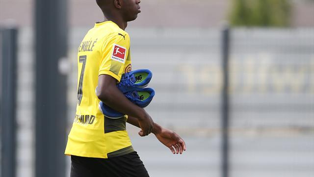 BVB: Dembélé bleibt suspendiert