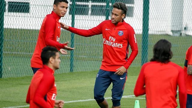 El esperado bautismo de Neymar con el PSG revoluciona Guingamp