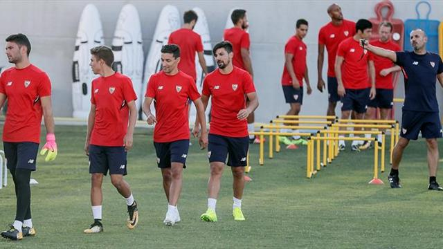Sevilla, Nápoles, Liverpool y Sporting al asalto de la fase de grupos