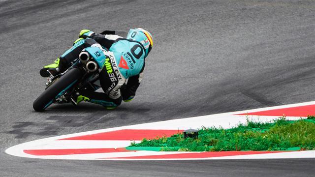 Moto3 : Mir, l'énième remontada