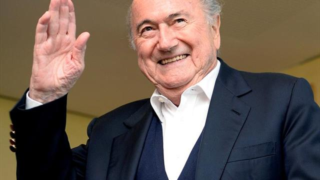 Blatter se siente traicionado por excompañeros y considera que hubo complot