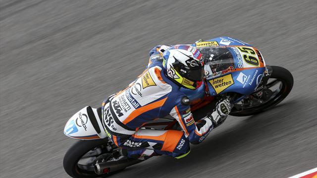 Moto3: Öttl Zweiter hinter Seriensieger Mir