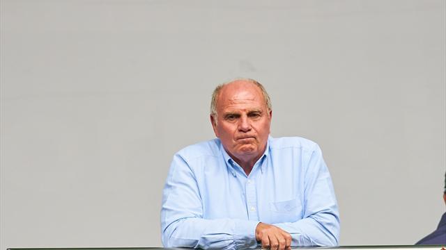 Hoeneß erteilt Verpflichtung von BVB-Chefscout Mislintat Absage