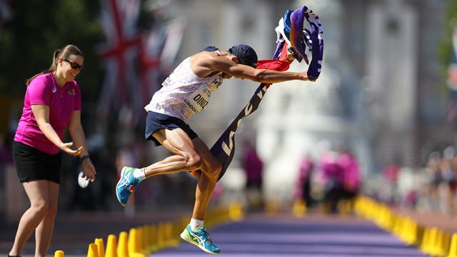 Leichtathletik-WM: Diniz holt Gold über 50 km Gehen