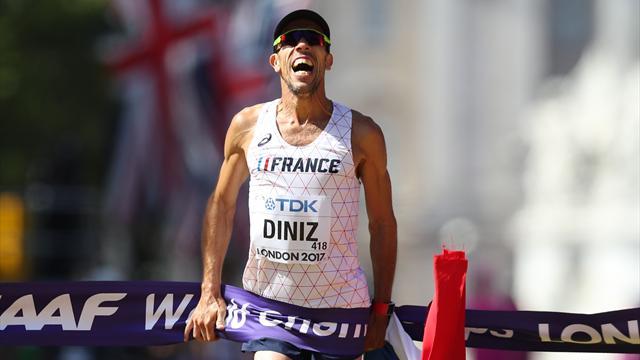 Historischer Vorsprung! Diniz ein Jahr nach Rio-Drama Weltmeister