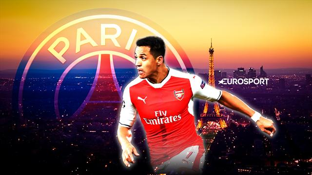 Euro Papers: Sanchez in Paris to negotiate with PSG