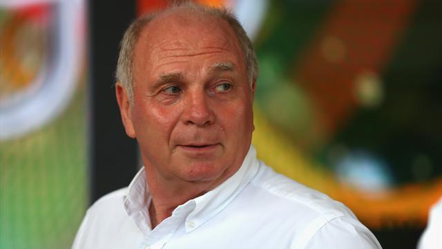 "Lob von Hoeneß: ""BVB verhält sich im Dembélé-Poker absolut richitg"""