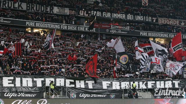 Nach Faustschlag: Eintracht-Fan außer Lebensgefahr