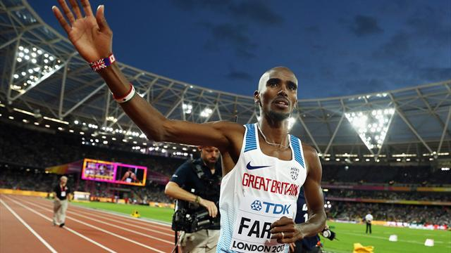 Farah accuses press of trying to 'destroy' his achievements