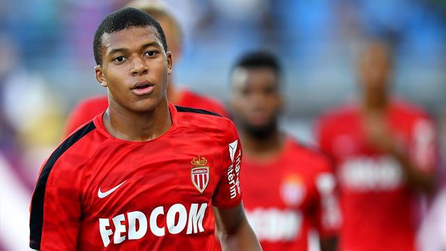 Mbappé débutera sur le banc contre Dijon