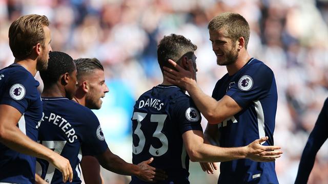 Opportuniste, Tottenham a puni l'indiscipline de Newcastle