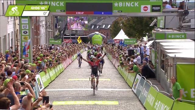 Stuyven claims Stage 7 win, Dumoulin takes BinckBank title
