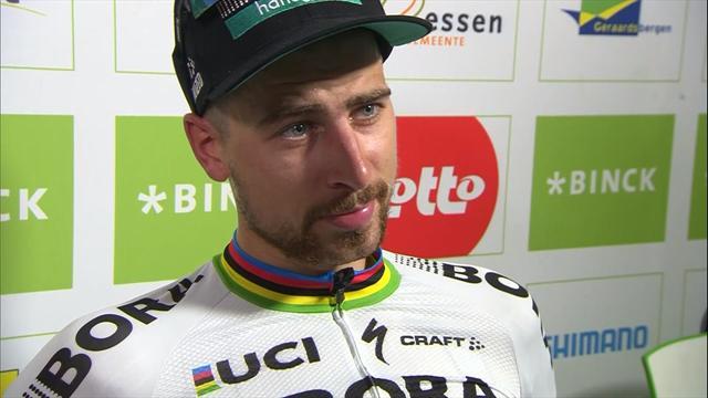 Sagan reflects on Binckbank campaign