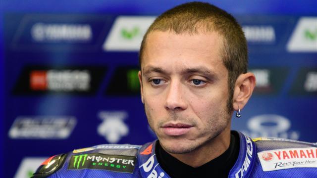 """Rossi abbacchiato: """"Dopo 10 giri la gomma posteriore era finita. Serve rimboccarsi le maniche..."""""""