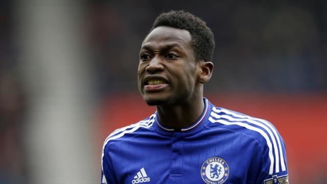 Schalke in talks over loan deal for Chelsea defender Baba Rahman