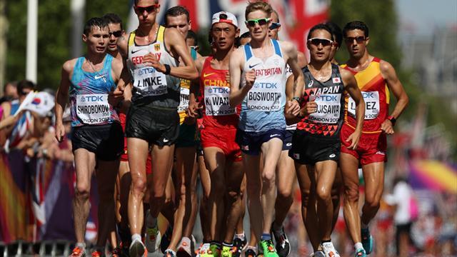 Leichtathletik-WM: Linke geht um 17 Sekunden an Bronze vorbei