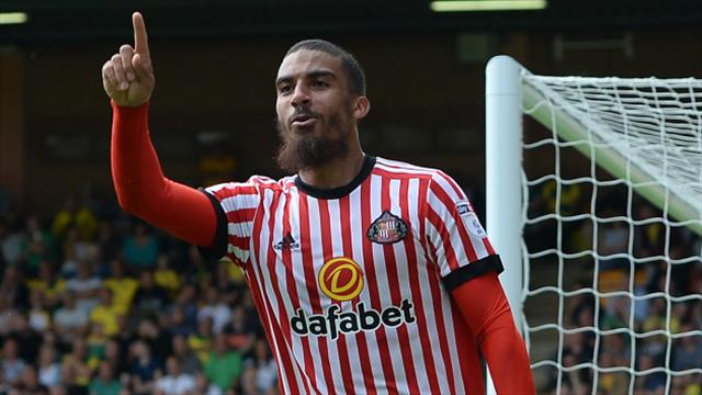 Lewis Grabban clips Canaries' wings with match-winning brace for Black Cats