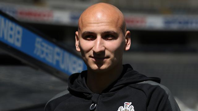 Jonjo Shelvey apologised to team-mates over red card in Tottenham defeat