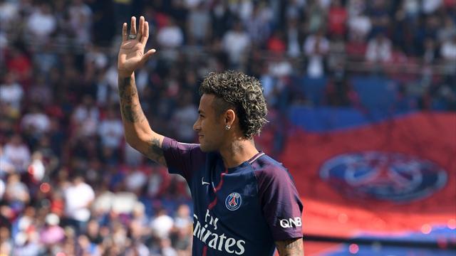 85 millions de Brésiliens ont regardé la présentation de Neymar