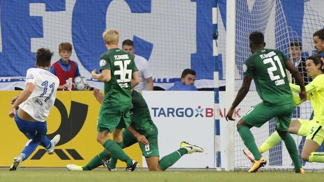 Augsburg erlebt in Magdeburg erneute Pokal-Schmach
