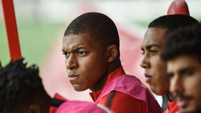 """Emery : """"Mbappé, c'est un problème pour Monaco"""""""